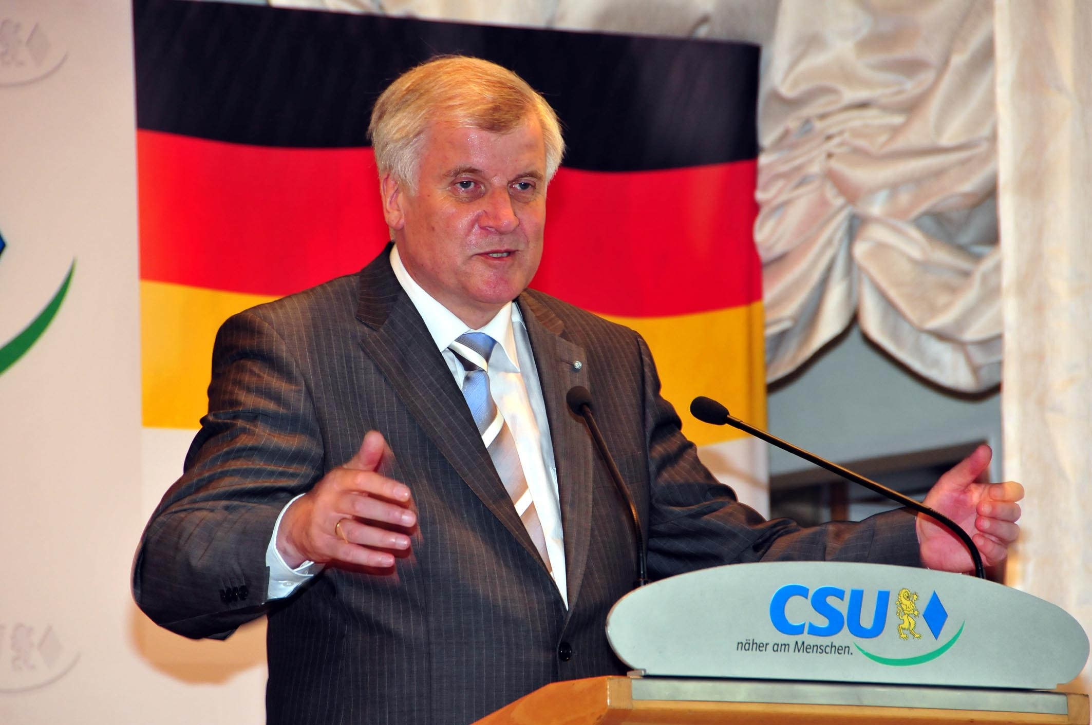 090821 Seehofer in Warmensteinach jpg. (115)