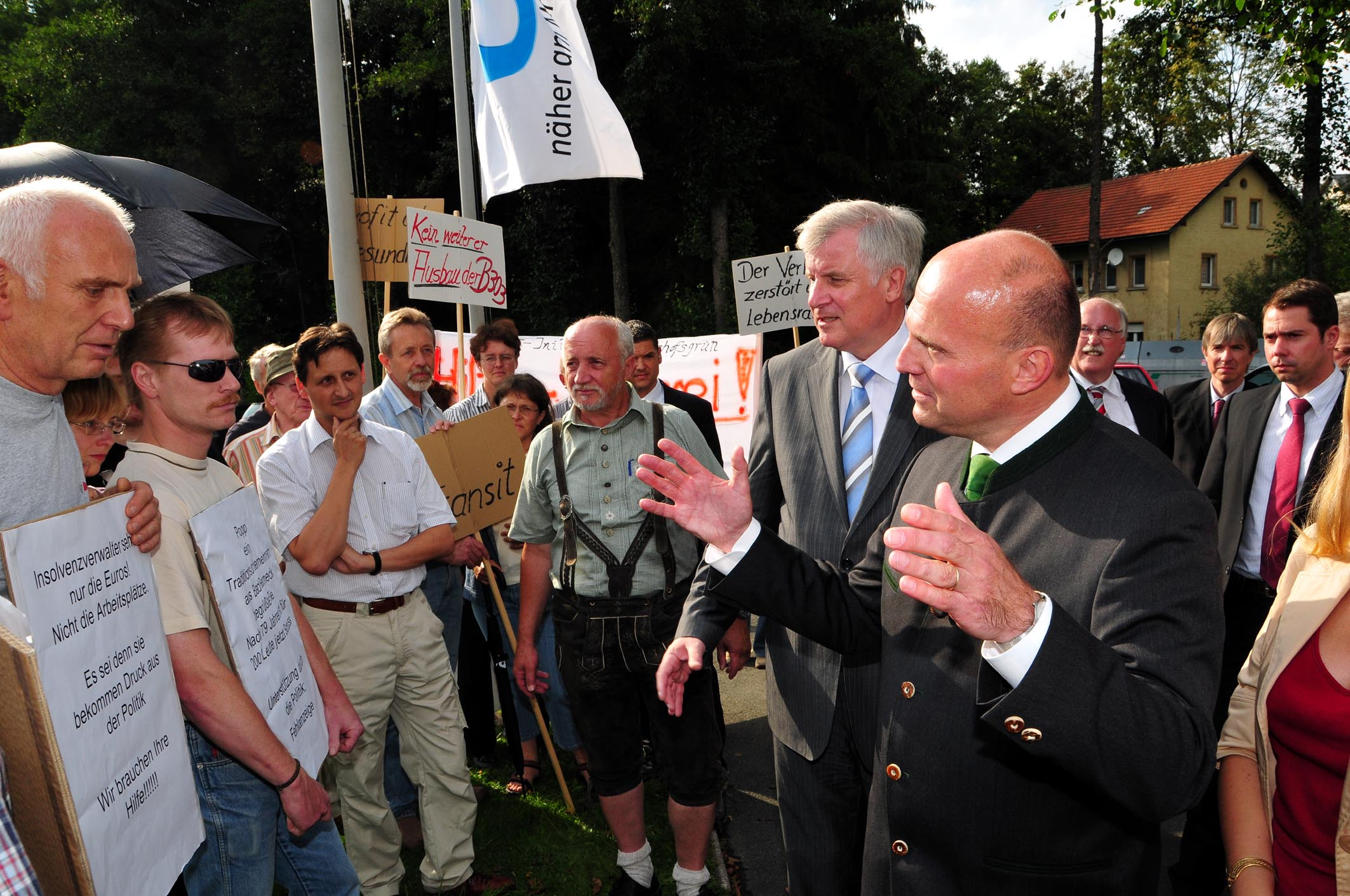 090821 Seehofer in Warmensteinach jpg. (41)