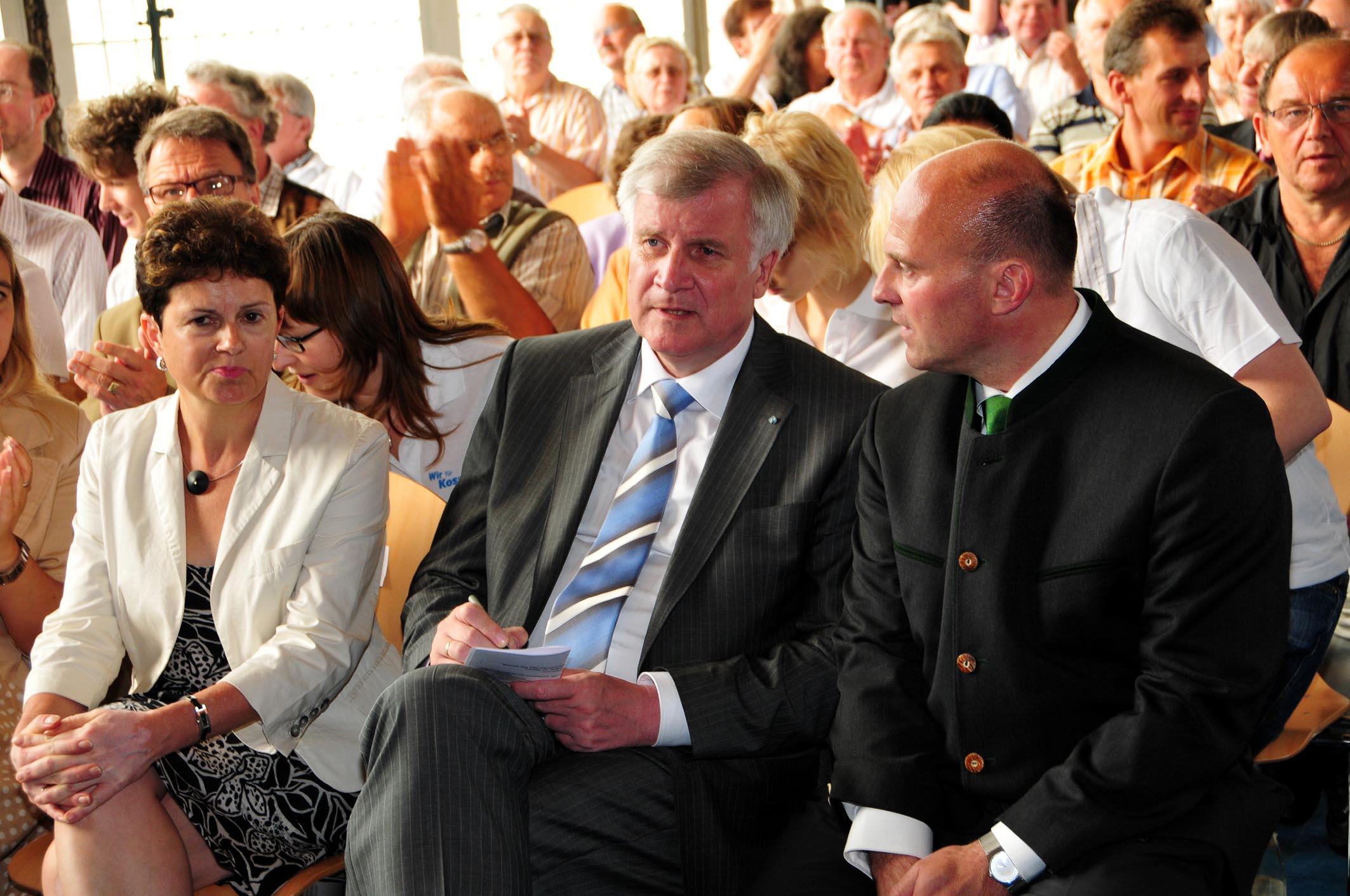 090821 Seehofer in Warmensteinach jpg. (72)