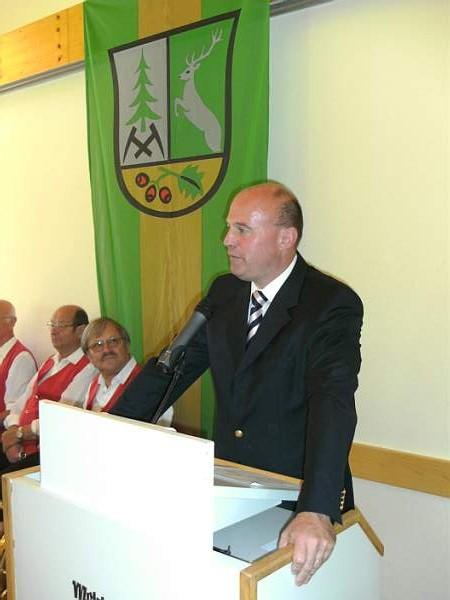 MdB Koschyk lobt Bürgermeister Pöllmanns herausragenden Einsatz für die Region
