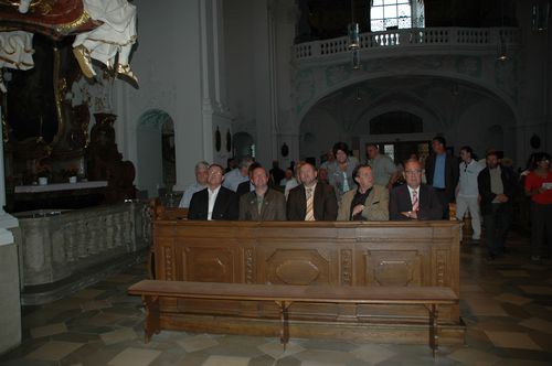 Orgelkonzert in der basilika in Gößweinstein