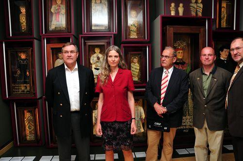 Besuch des Museums in Gößweinstein