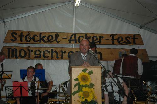 Stöckelackerfest in Morschreuth