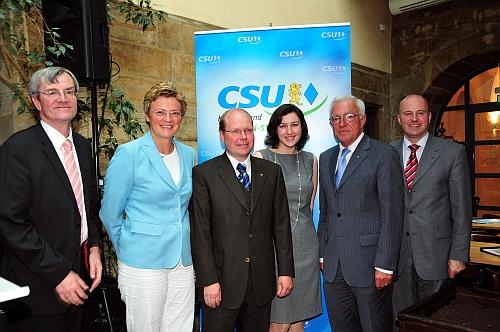 CSU-Europafruhstück