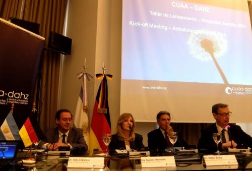 das Deutsch-Argentinische Hochschulzentrum verleiht der Wissenschafts-Zusammenarbeit beider Länder neue Dynamik DSCF0346 (500x339)