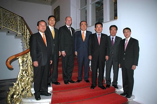 Koreanische Parlamentariergruppe