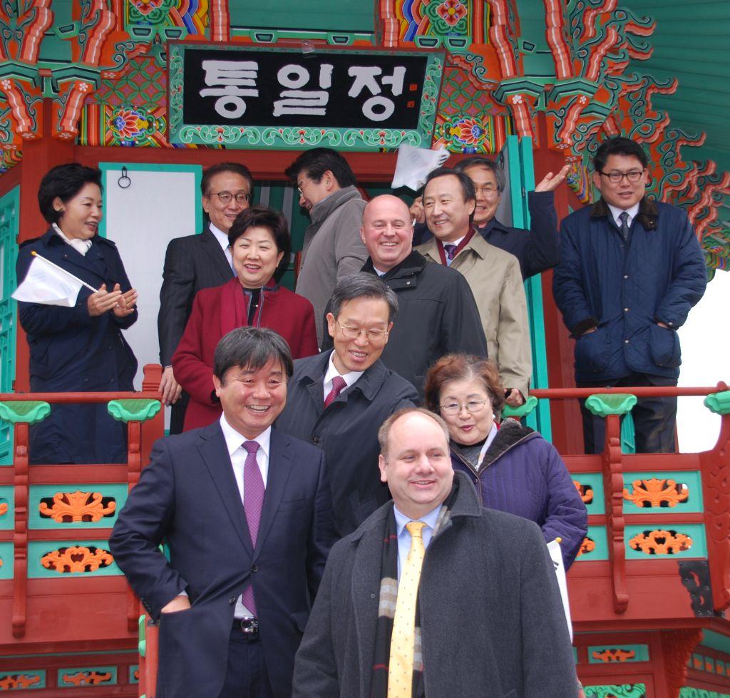 Gruppenbild Pavillon1
