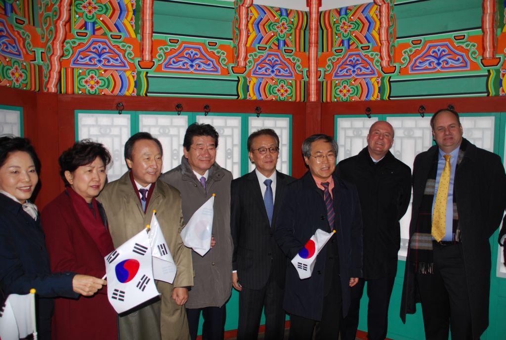 Gruppenbild Pavillon2