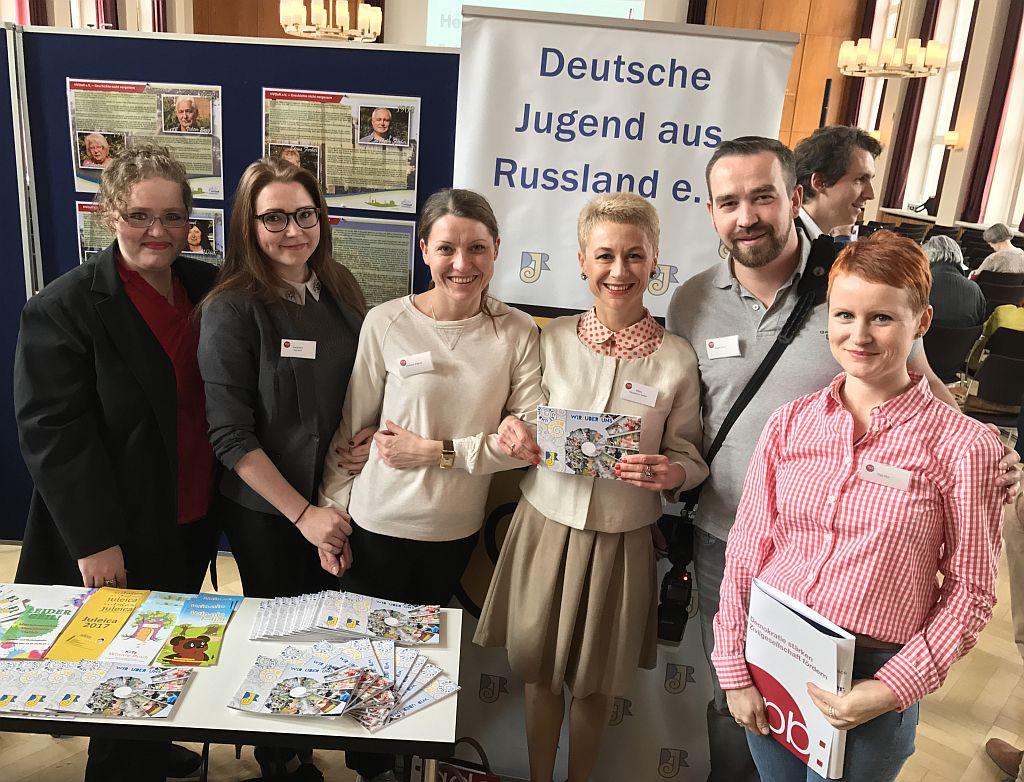 fachtagung zum thema aussiedlung beheimatung politische teilhabe deutsche aus russland in. Black Bedroom Furniture Sets. Home Design Ideas