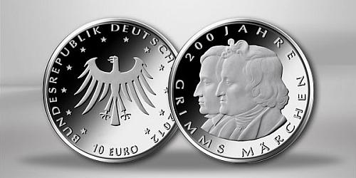 Finanzstaatssekretär Hartmut Koschyk Stellt In Kassel Münze Und