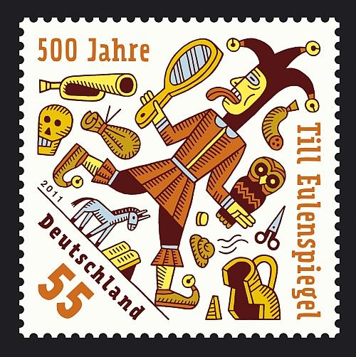 Finanzstaatssekretär Koschyk Stellt Gedenkmünze Und Sonderbriefmarke